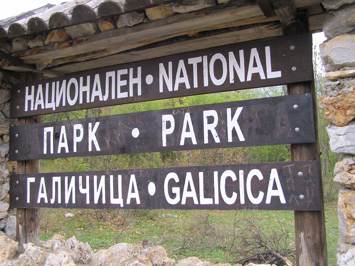 Galicica  Nationalpark